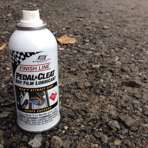 Finish Line-Pedal And Cleat Lubricant