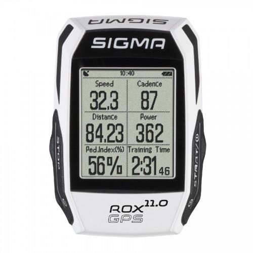 Sigma-ROX 11.0 GPS WHITE SET