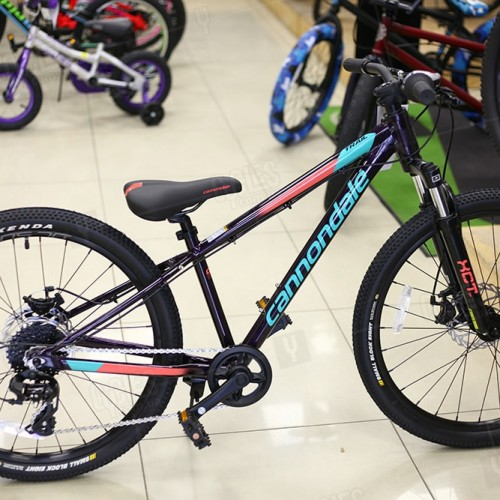 Cannondale-Trail 24 girls