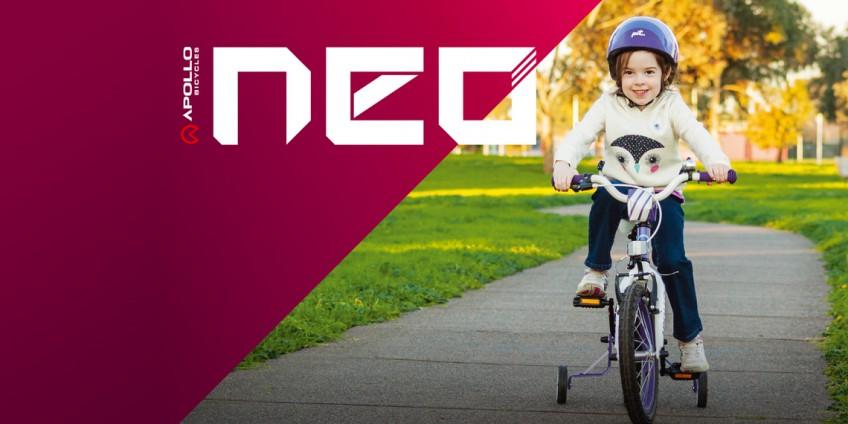 Детские велосипеды Apollo Neo - в чем их особенность?