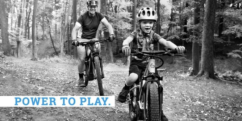 Детские электро велосипеды Bergamont