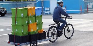 Пересылка велосипеда почтой