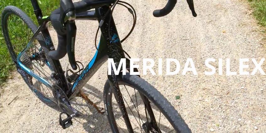Гравийный велосипед Merida Silex