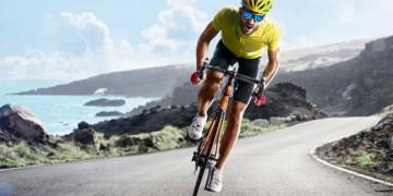 Скорость велосипеда - средняя и максимальная