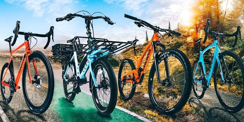 Типы велосипедов - какой подойдет именно вам?