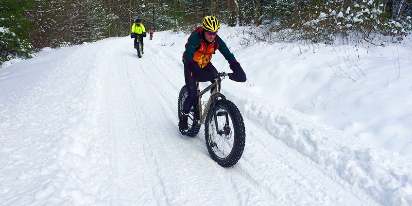 8 причин ездить на велосипеде зимой