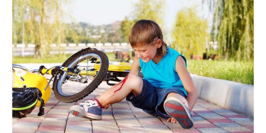 Как сделать катание на велосипеде приятным и безопасным для ребенка