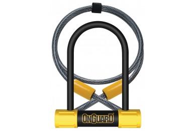 Велозамок U типа ONGUARD Bulldog Medium DT