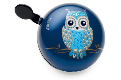 Велозвонок Electra Night Owl Ding-Dong dark-blue