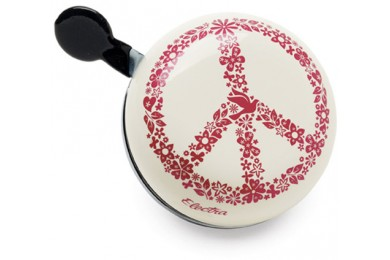 Велозвонок Electra Peace Ding-Dong Cream