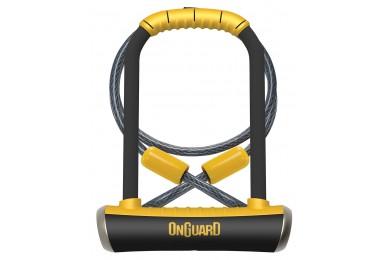 Мощный велозамок ONGUARD Pitbull DT