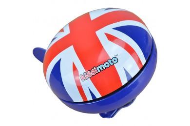 Велозвонок KiddiMoto британский флаг, маленький