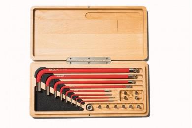 Набор шестигранников Silca HX-ONE Home Essential Kit