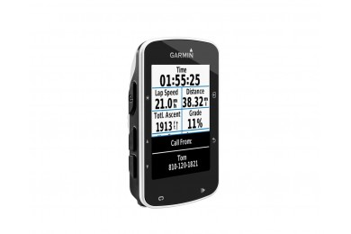 Велокомпьютер Garmin Edge® 520 Bundle