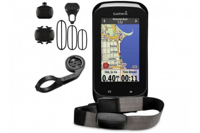 Велокомпьютер Garmin Edge® 1000 Bundle