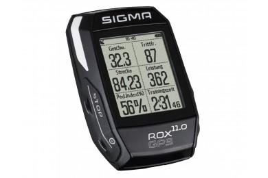 Велокомпьютер Sigma ROX 11.0 GPS BLACK
