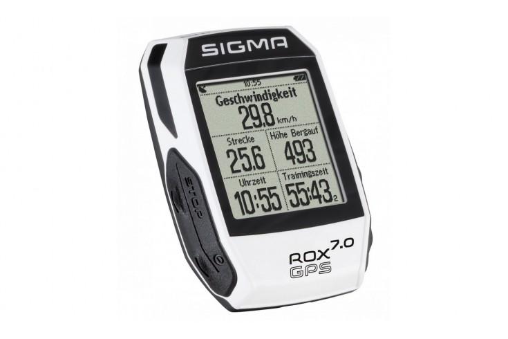 Sigma-ROX 11.0 GPS WHITE