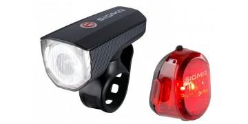 Комплект фонарей Sigma sport AURA 40 K-SET