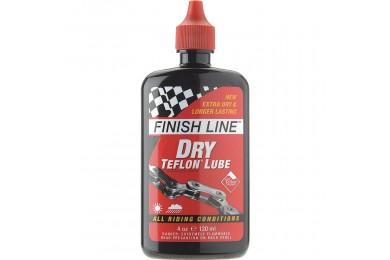Смазка цепи Finish Line Dry Lube для сухих условий