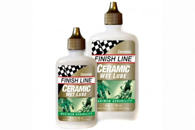 Смазка цепи Finish Line Ceramic Wet Lube