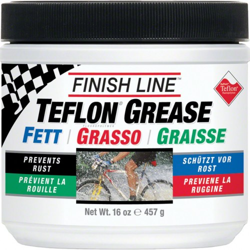 Finish Line-Premium Teflon