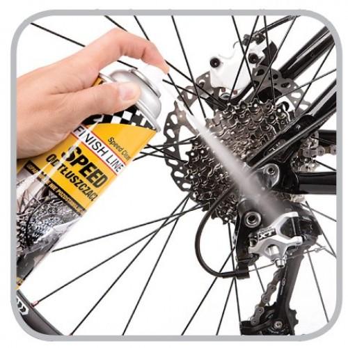 Finish Line-Speed Bike Degreaser