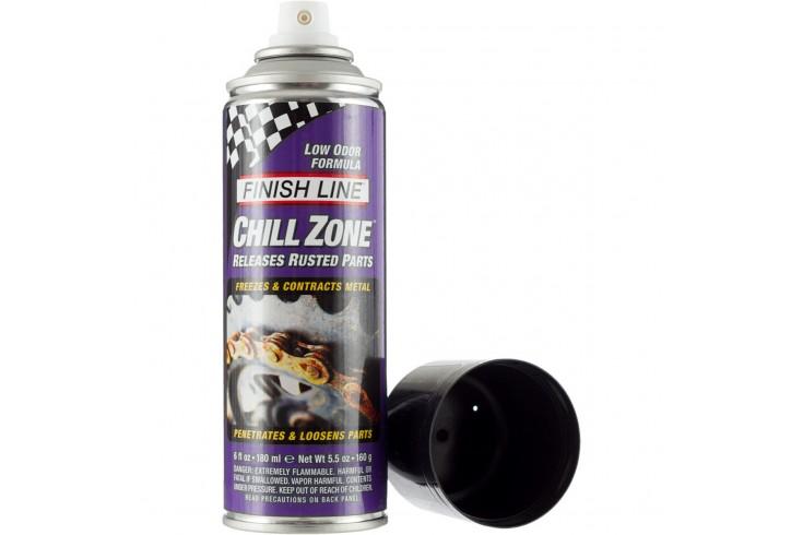 Finish Line-Chill Zone