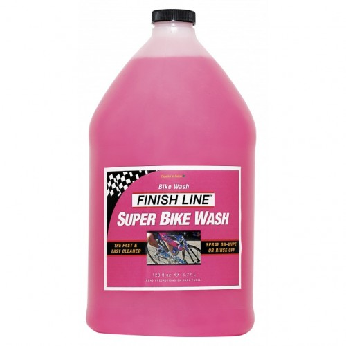 Finish Line-Super Bike Wash