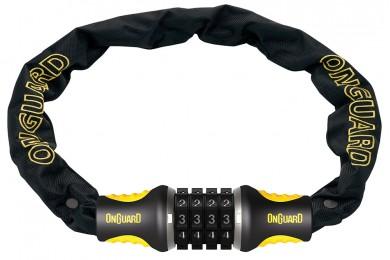Кодовый замок для велосипеда ONGUARD Mastiff COMBO