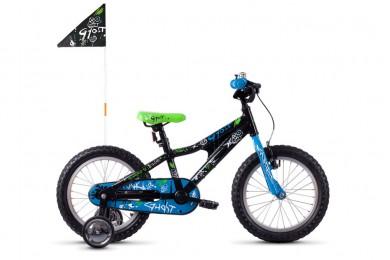 Детский велосипед Ghost Powerkid 16 boys 2021