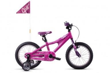 Детский велосипед Ghost Powerkid 16 girls 2021