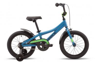 Детский велосипед Pride Rider 16 2021