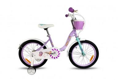 Детский велосипед Royal Baby Chipmunk MM Girls 14'', OFFICIAL UA