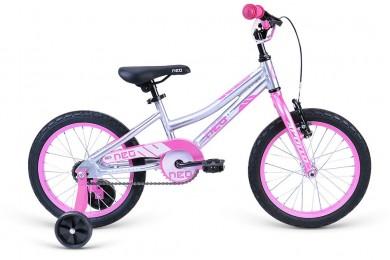 Велосипед Apollo Neo 16 girls 2020