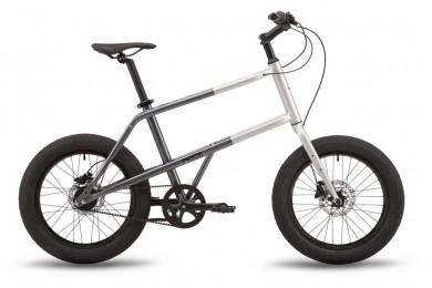 Городской велосипед Pride Mute 2.2 2021