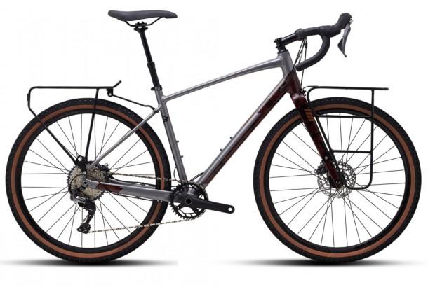 Велосипед гравийный Polygon Bend R5 2021