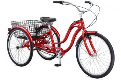"Трехколесный велосипед 26"" Schwinn Town and Country 2020"