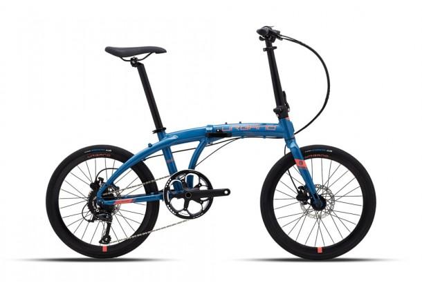 Складной велосипед 20'' Polygon Urbano 5 2021