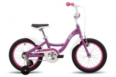 Детский велосипед Pride Alice 16 2021
