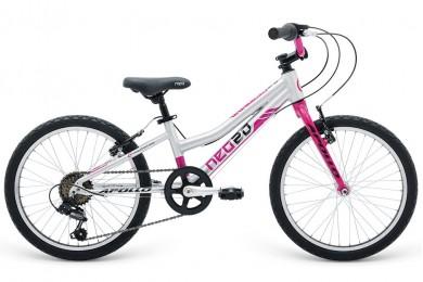 Велосипед Apollo Neo 20 6s girls 2020