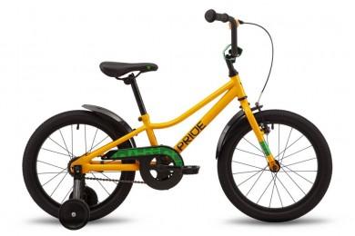 Детский велосипед Pride Flash 18 2021
