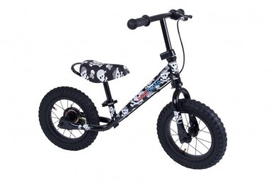 Беговел Kiddimoto Super Junior Max алюминиевый