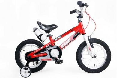 """Велосипед RoyalBaby SPACE NO.1 Алюминиевый 16"""",OFFICIAL UA"""