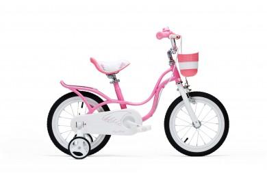 "Велосипед RoyalBaby LITTLE SWAN 16"",OFFICIAL UA"