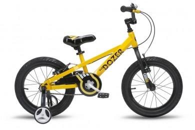 "Велосипед RoyalBaby BULL DOZER 16"",OFFICIAL UA"