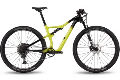 Двухподвес Cannondale Scalpel Carbon 4 2021