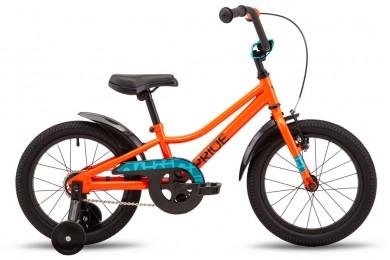 Детский велосипед Pride Flash 16 2021