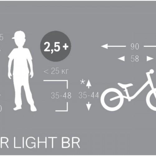 Puky-LR LIGHT BR