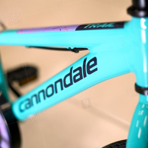 Cannondale-Trail 16 girls
