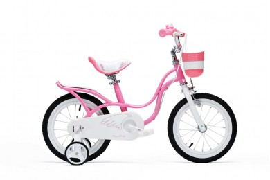 "Велосипед RoyalBaby LITTLE SWAN 14"",OFFICIAL UA"